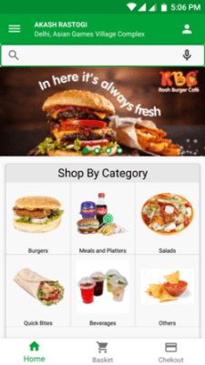 Ordering App for Your Business on Android